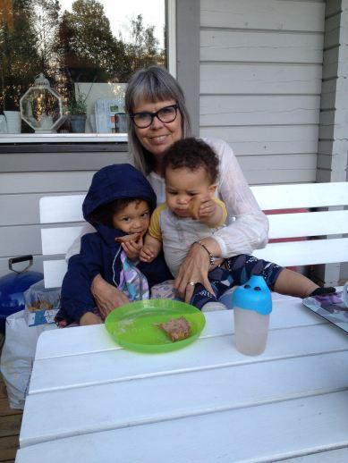Jeg møder børnene maj 2017 i Uppsala