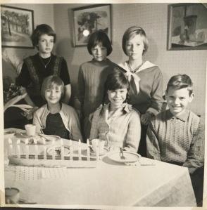11-års fødselsdag januar 1962