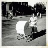 Min mor på Bispebjerg 1951