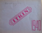 Forsiden Itkin 1940