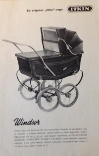 Windsor Itkinvogn 1940