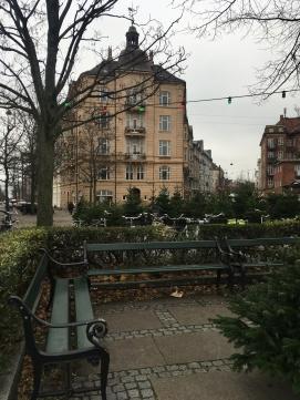 Østerbro tæt på Østerbrogade