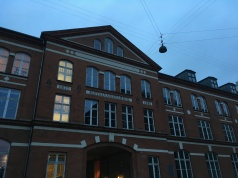 En tidligere fabrik, nu Nørrebro Bryghus i Ryesgade