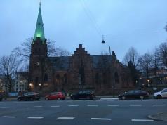 Sankt Johannes kirken på Blegdamsvej