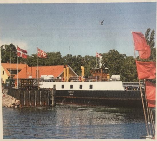 Fra en Hundested- Rørvig brochure 2006