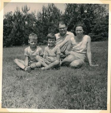 Lynæs 1958 hos Kotzelu's