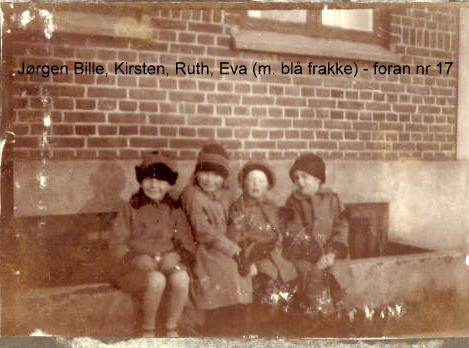 Ringstedvej 17, 2. barndomshjem fra 1927-1930