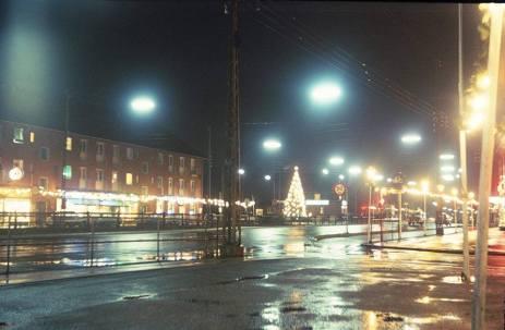 Jul i Herlev 1968. Foto Herlev Lokalarkiv