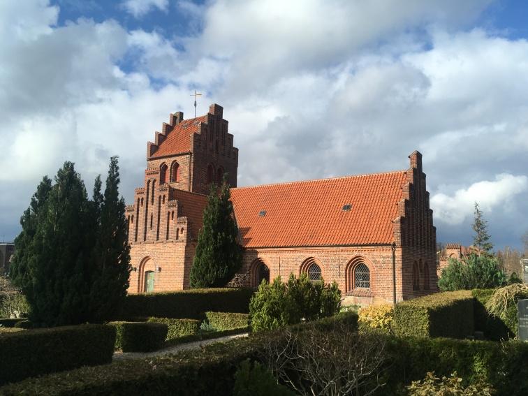 Herlev Kirke og kirkegård