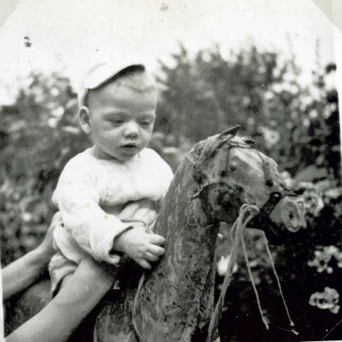Min bror til hest