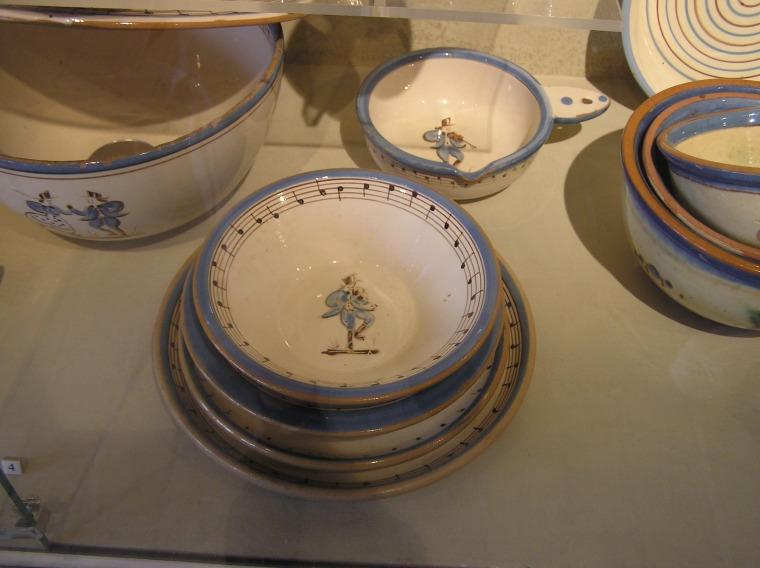 Keramik set på Holbæk museum